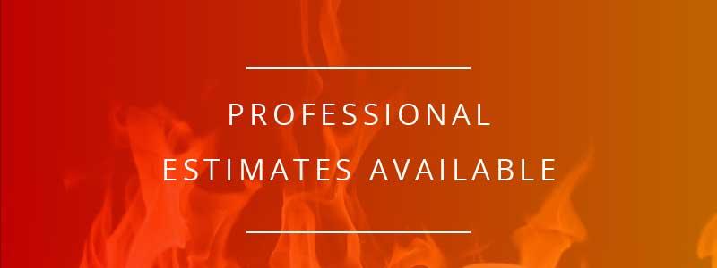 professional estimates