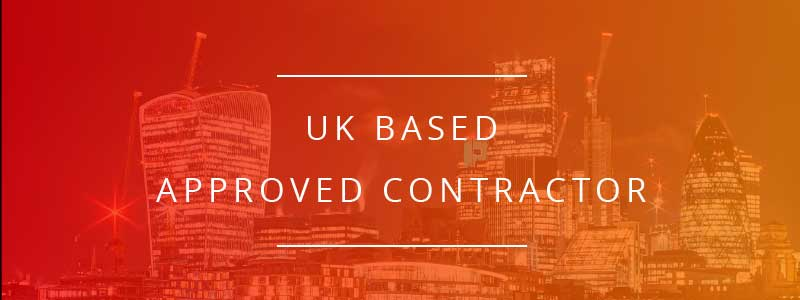 uk approved contractors